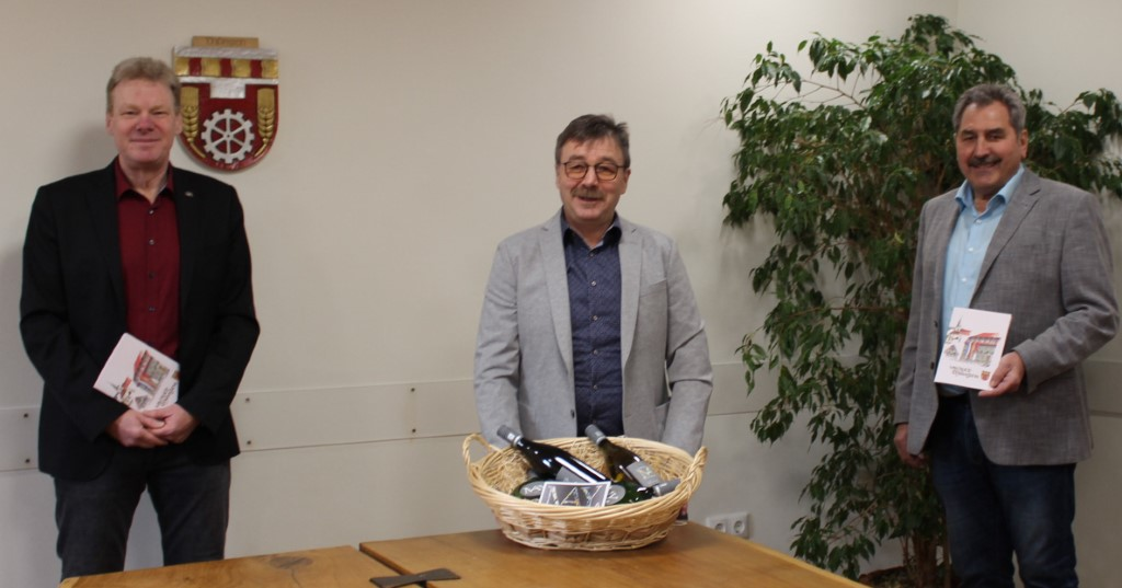 Thomas Hehrlein: Verwalter der Thüngener Finanzen wurde 60