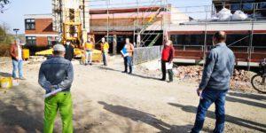 2021-04-24 09.25.51 Bauausschuss in der Schule