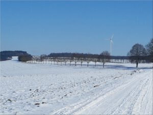 2021-02-12 13.07.14 Winterwanderung auf dem Hoehenweg